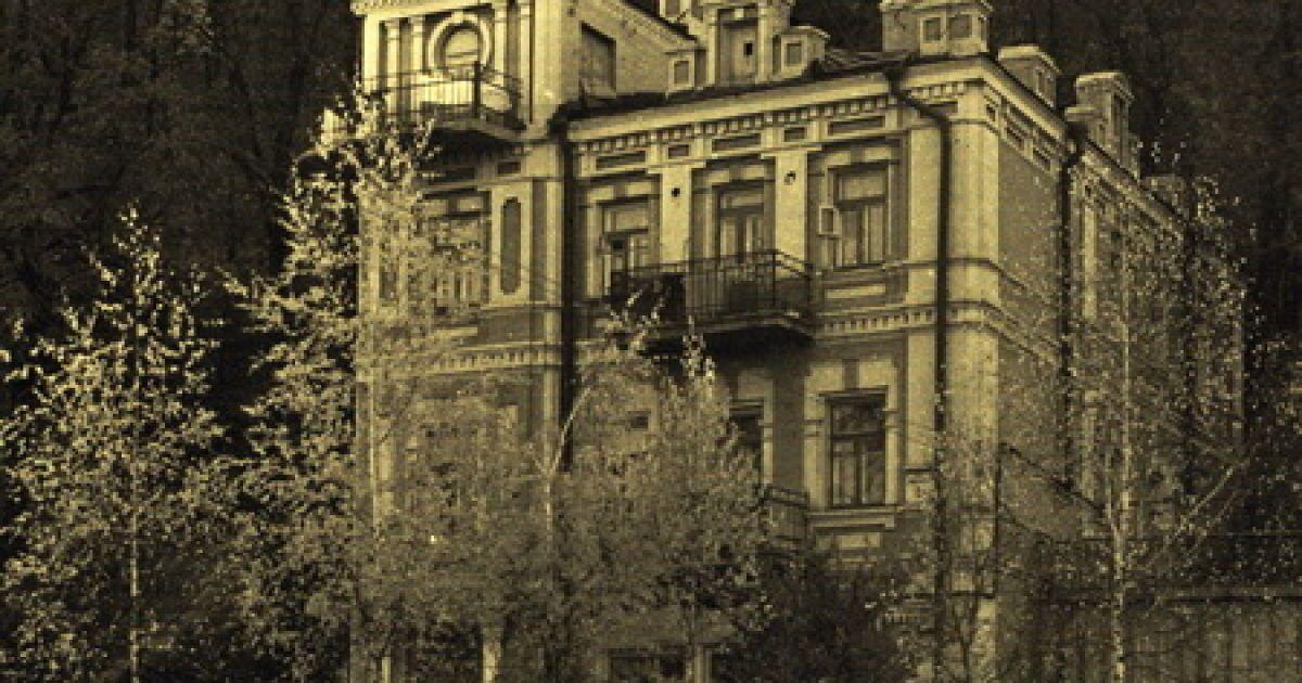 В Киеве снесли старинный особняк, на его месте будет офисное здание @ Газета по-киевски