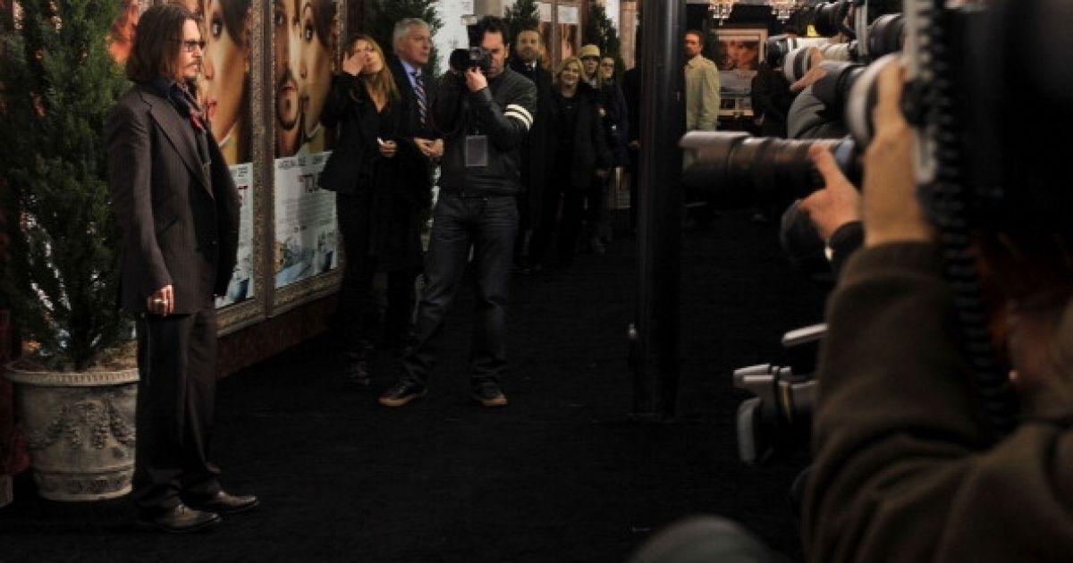 Джонні Депп @ Getty Images/Fotobank