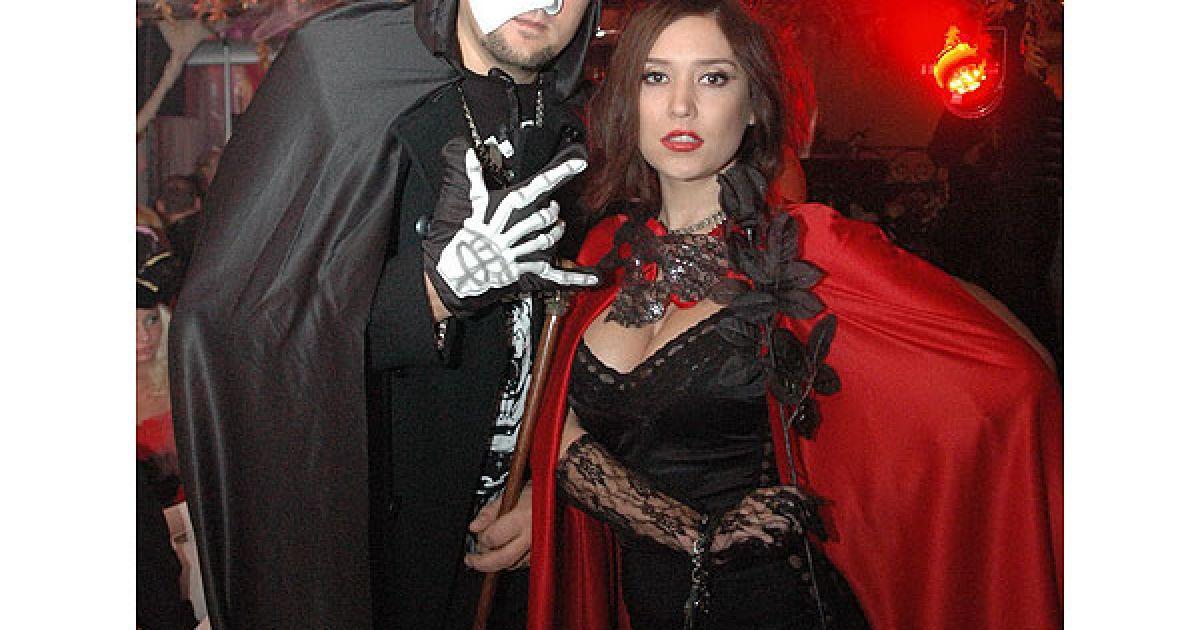 Співачка Олена Вінницька з чоловіком-музикантом Сергієм Большим. @ ТСН.ua
