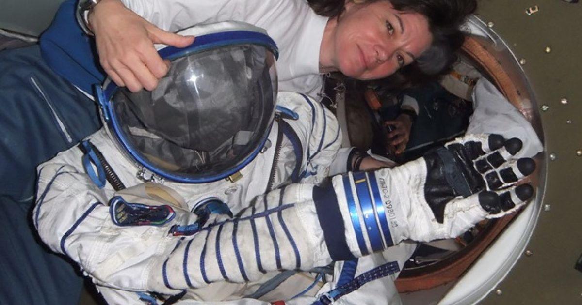 Астронавт NASA Кетрін Колман. @ roscosmos.ru