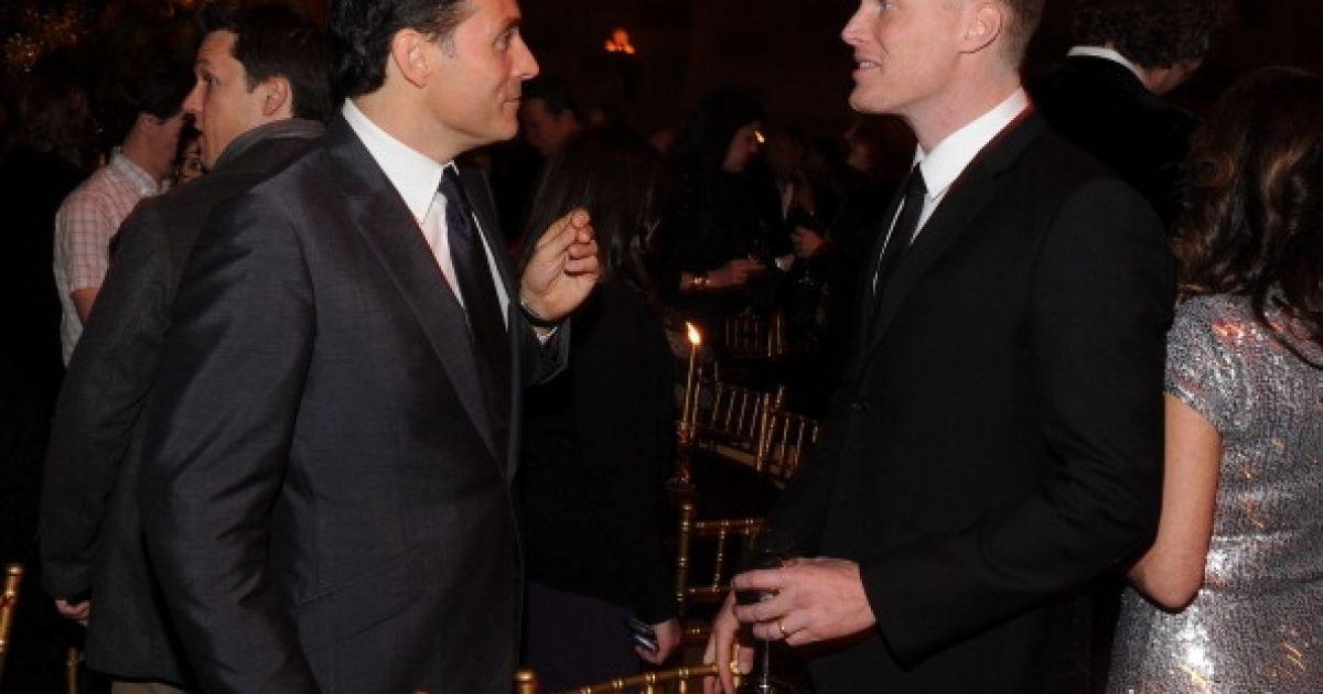 Руфус Сьюзлл та Пол Беттані @ Getty Images/Fotobank