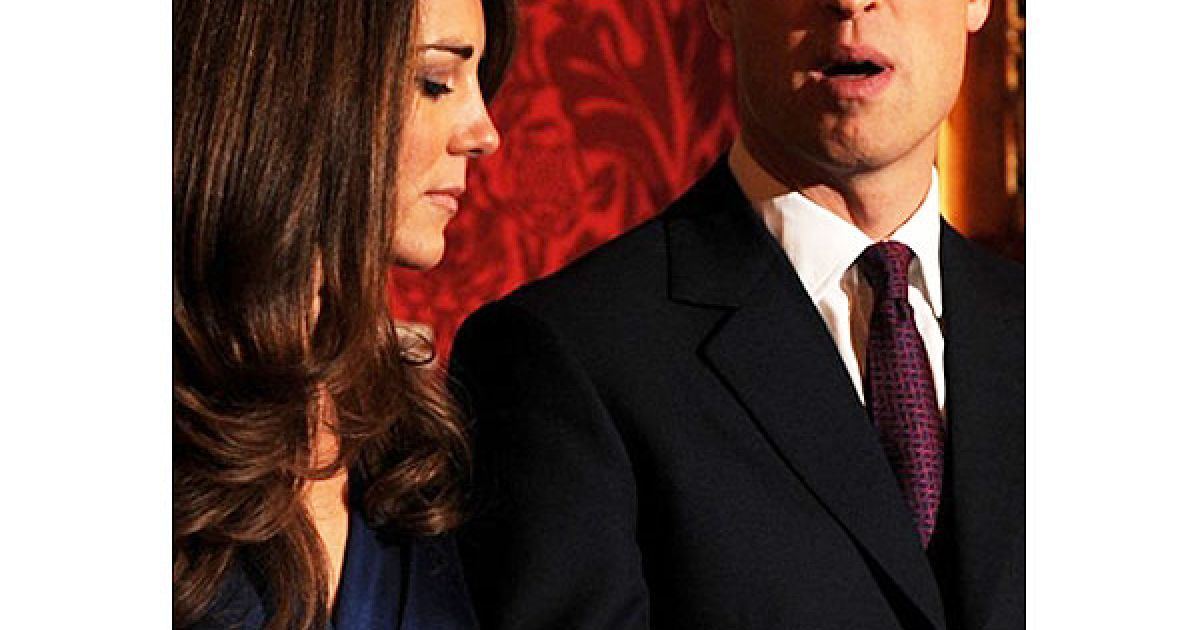 Принц Вільям і Кейт Міддлтон - одна з найпопулярніших пар у Великобританії @ AFP