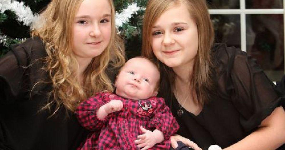 Американка народила близнюків з різницею в 11 років @ The Daily Mail