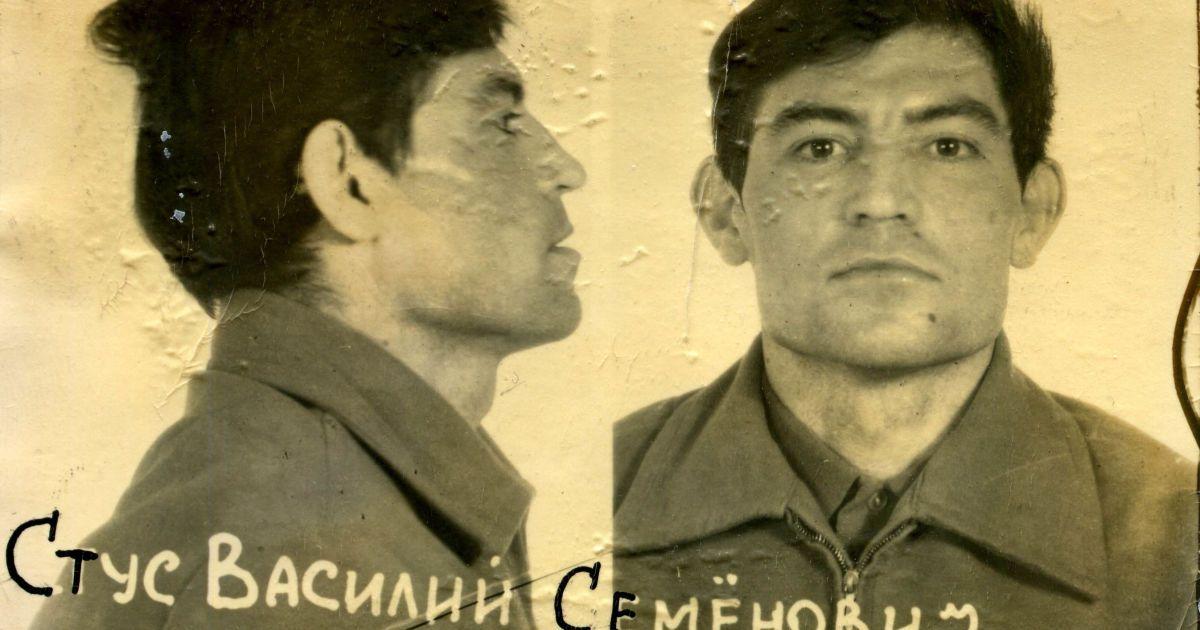 Василий Стус, арестованный 13 января 1972 года. Архив СБУ.