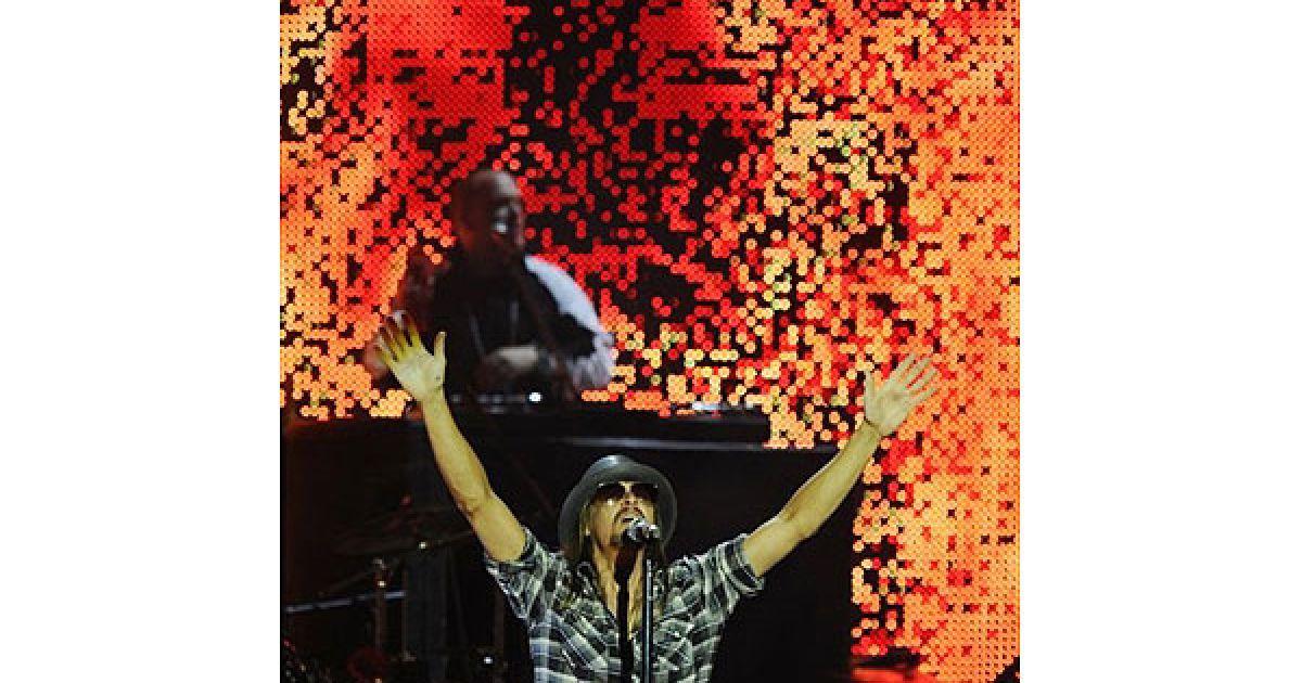 У Мадриді відбулася урочиста церемонія вручення щорічних нагород MTV Europe Music 2010. @ AFP