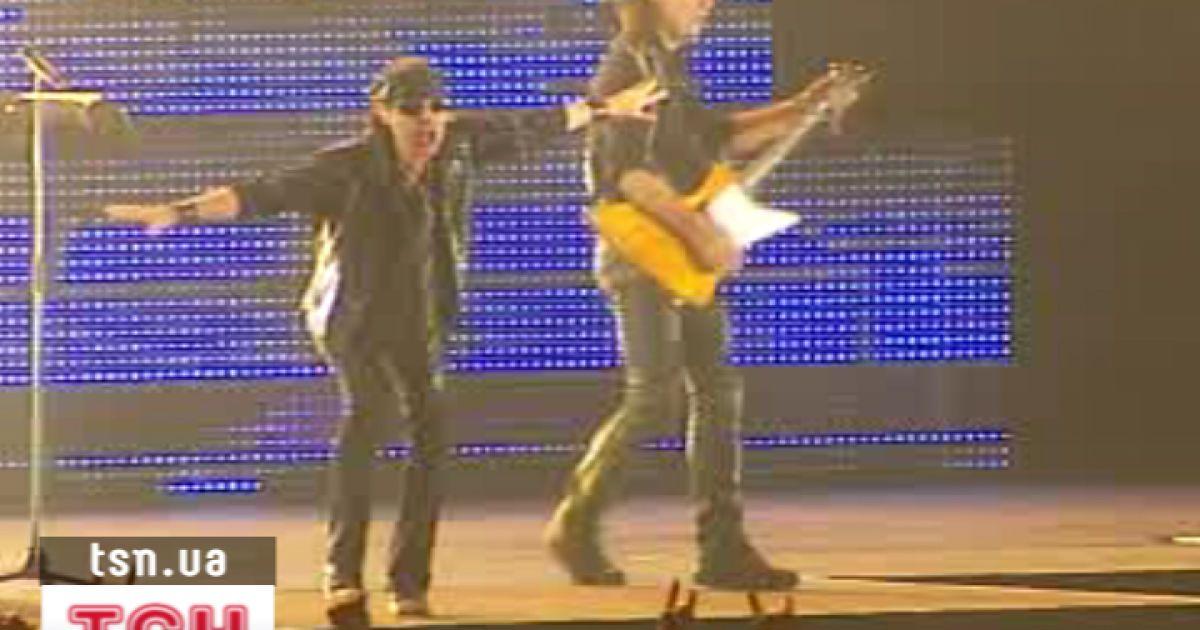 Прощальне турне гурту Scorpions триватиме майже три роки та охопить 5 континентів.
