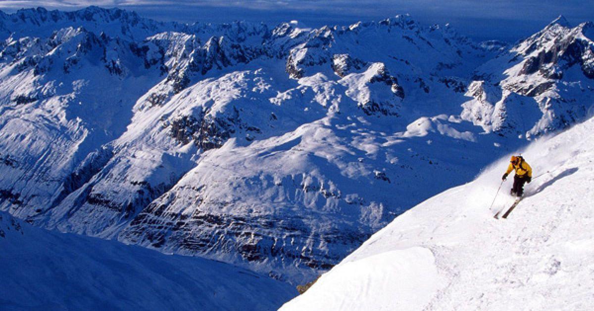 Андерматт, Щвейцарія