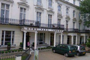 Постоялець розкішного готелю в Лондоні помер від голоду