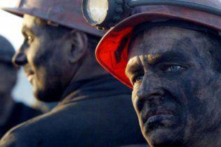 На родине Януковича шахтеров довели до социального взрыва
