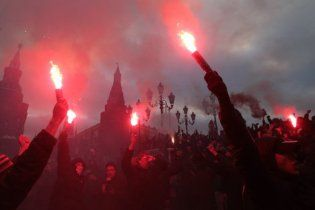 Россияне собираются выйти на Манежную площадь, чтобы протестовать против войны с Украиной