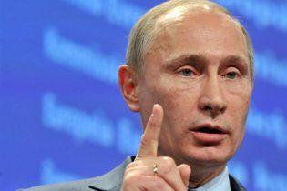 Путин согласился идти в президенты: Спасибо, это большая честь
