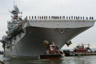США направляють тисячі морських піхотинців до берегів Лівії