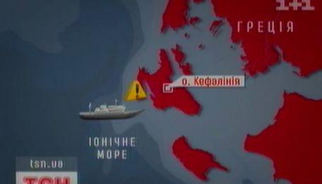 Украинские моряки попали за решетку в Греции