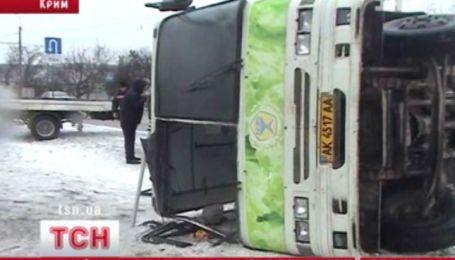 Атака природы в Крыму
