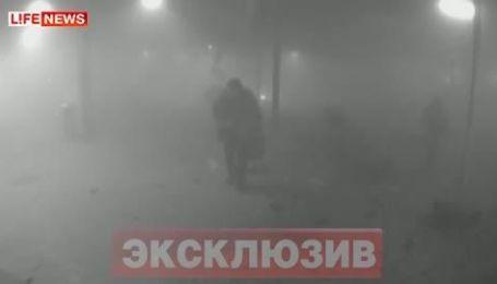 """Появилось новое видео теракта в """"Домодедово"""""""
