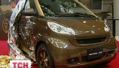 В Японии создали автомобиль, стилизованный под шоколадку