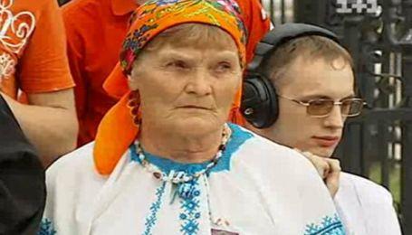 Померла баба Параска