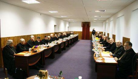 Греко-католики начали выборы нового главы