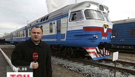 """""""Наземное метро"""" между Вышгородом и Киевом"""