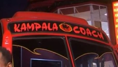 В Кении взорвался пассажирский автобус