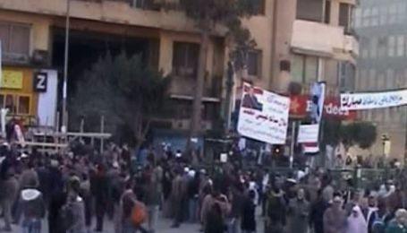 В Египте начались забастовки