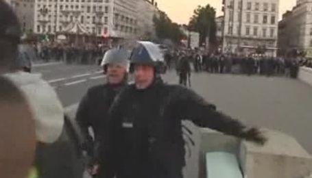 Забастовки во Франции привели к серьезным проблемам в энергетике
