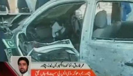 В результате взрыва в Пакистане погиб высокопоставленный сотрудник полиции