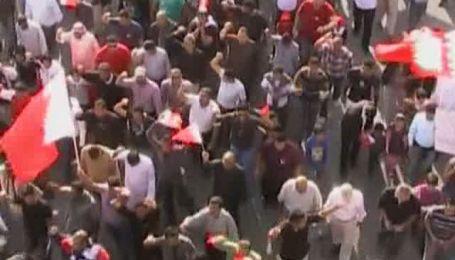 В Бахрейне возобновились протесты