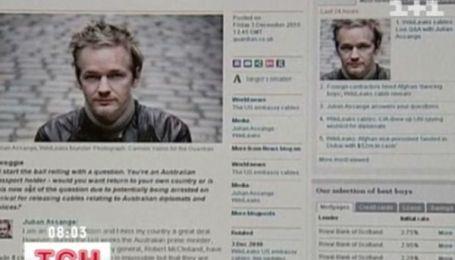 Основатель Wikileaks сегодня должен сдаться в руки полиции