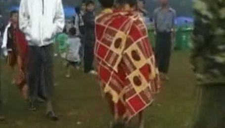 Около 10 тысяч беженцев бежали из Мьянмы в Таиланд