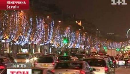 Рождественская пора официально стартовала и в Германии