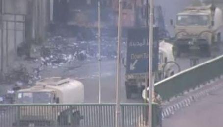 В Каире продолжаются столкновения