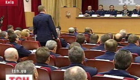 Бороться с коррупцией будут по правилам Януковича