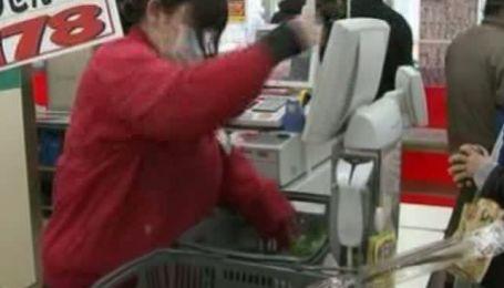 МАГАТЭ обнаружило радиоактивные изотопы в японских продуктах питания