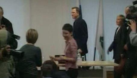 Немцы дали медаль Ходорковскому