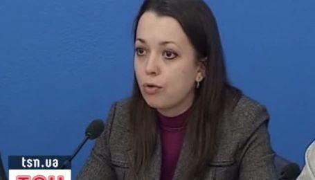 """Активистов ВО """"Тризуб""""обвиняют в поджоге офиса Партии регионов"""