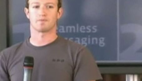 """Time выбрал """"Человеком года"""" основателя Facebook"""