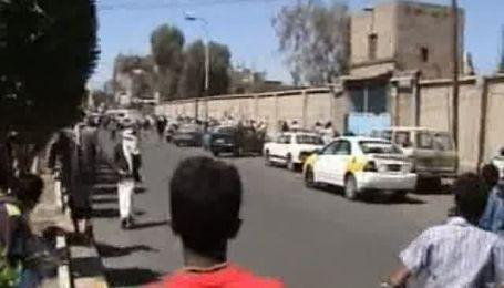 В Йемене митингующие вступили в столкновения с полицией
