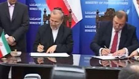 Грузия и Иран отменили визы