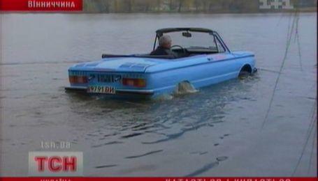 Запорожцем по Дунаю