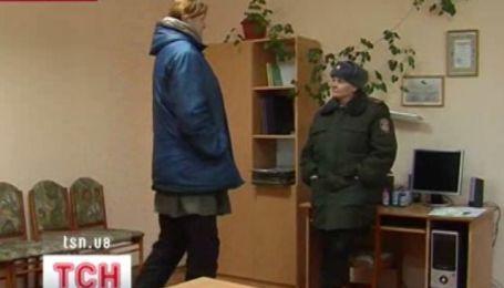 Самая высокая женщина Украины за решеткой