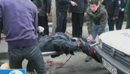 В Китае в перестрелке с преступниками погибли трое полицейских