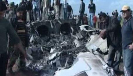 В Ливии упал американский истребитель F-15 Eagle