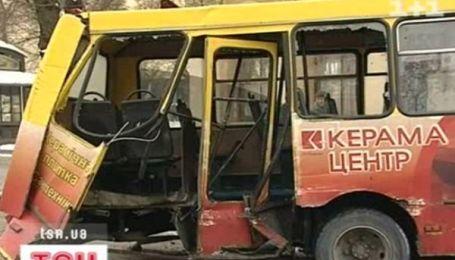 Восемь человек пострадали во Львове