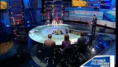 Янукович начал общение со страной