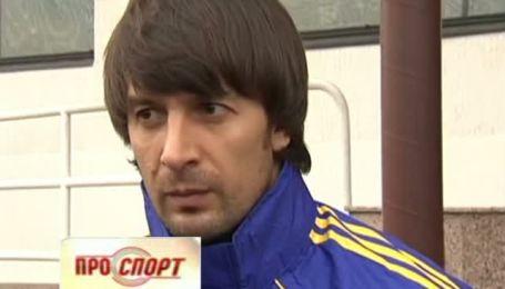 Шовковский ничего не знает о новой сборной Италии