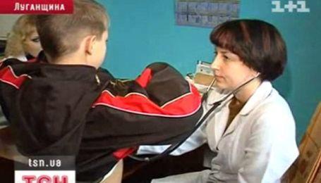 Единственный педиатр на 25 тысяч детей