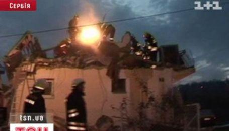 Землетрясение в Сербии