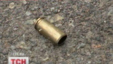 Збройне пограбування в центрі столиці