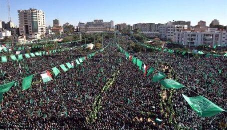 ХАМАС отметил 23-летие